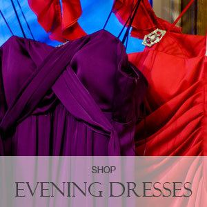 bridesmaid and evening dresses