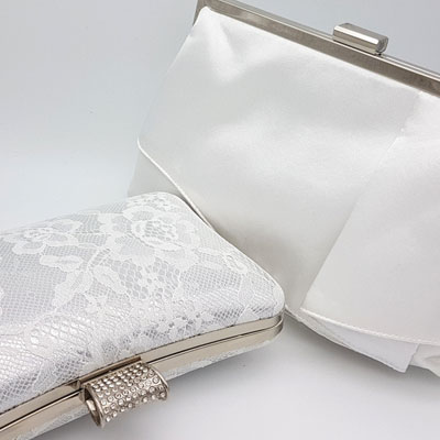 Glam Couture Bridal Clutches