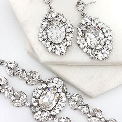 Glam Couture Bridal Jewellery Sets