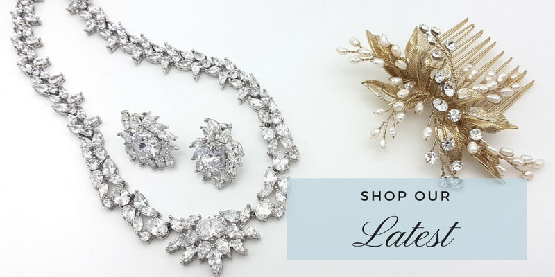 New arrivals of bridal jewellery