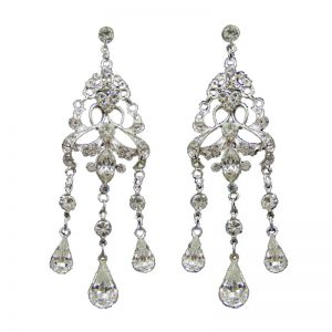 Chandelier Earrings (Silver or Gold) – EL1330CH
