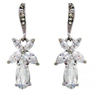 Drop Earrings – CE385-1CH