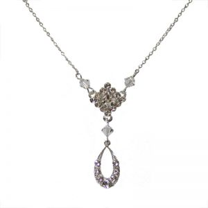 Swarovski Crystal Necklace – LEILAnl