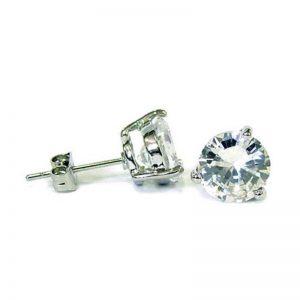 Simple Stud Earrings – QGE006CH