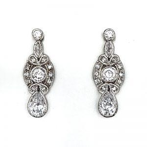 Vintage earrings – TIF189WL