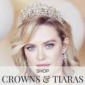 shop bridal crowns and tiaras