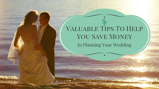 tips to save the bridal budget