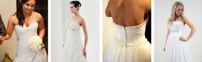 RTW wedding Dresses with Glam Couture