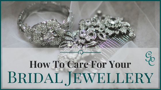 How To Care For Your Bridal Jewellery