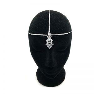 Stunning Silver Bohemian Headpiece – CHHB0801
