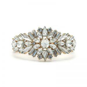 Crystal Bridal Cuff – CHCB0366