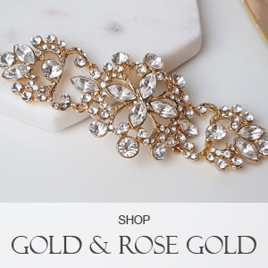 gold and rose gold jewellery