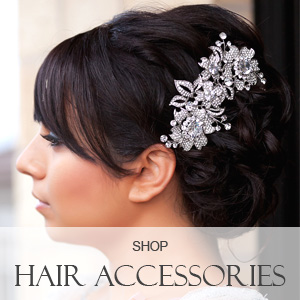 shop bridal hair accessories