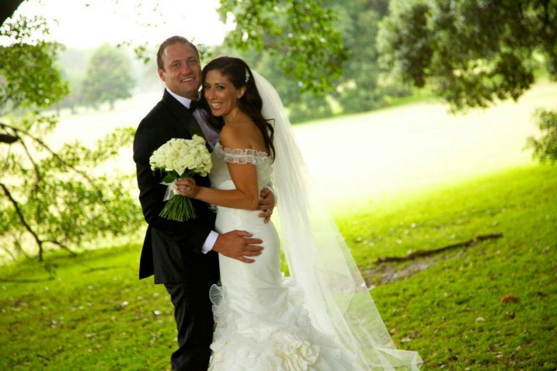 Chantelle's and Nathan's wedding story
