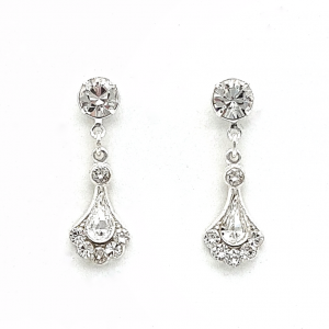 Swarovski Crystal Earrings – DANIELAer