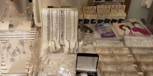 Bridal Clearance - Jewellery and Garters