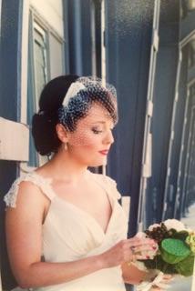 Gorgeous bridal gown
