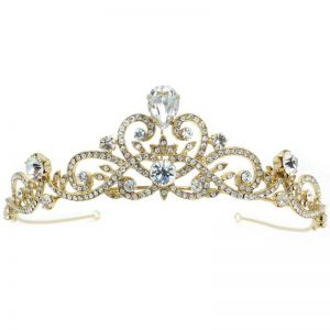 Gold Crown – Suzy (Gold)