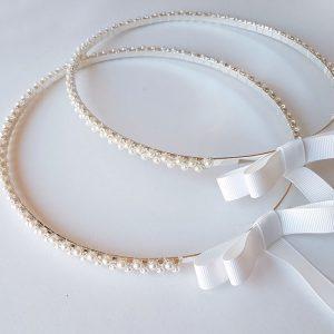 Unity Wedding Crowns (Silver)