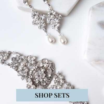 shop bridal jewellery sets