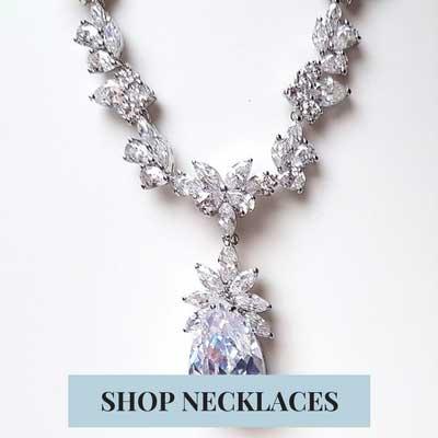 shop bridal necklaces